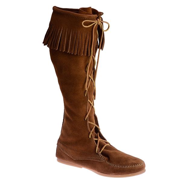 Minnetonka Moccasins 1422 Women S Knee High Boot
