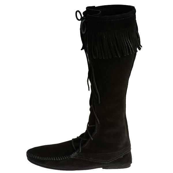 Minnetonka Moccasins 1929 Men S Knee High Boot