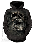 Breakthrough Skull - Adult Hoodie