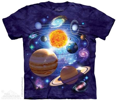 family t shirt solar system - photo #16