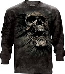 Breakthrough Skull - Adult Long Sleeve T-shirt