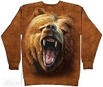 Grizzly Growl - Crew Sweatshirt