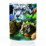 Big Cats Jungle - 57-3315-0901 - Everyday Mug