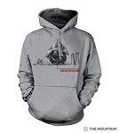 End Deforestation Orangutan - 72-5570 - Adult Hoodie