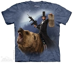 Lincoln the Emancipator - 10-3866 - Adult Tshirt