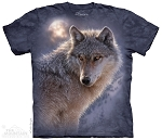 Adventure Wolf - 10-4013 - Adult Tshirt