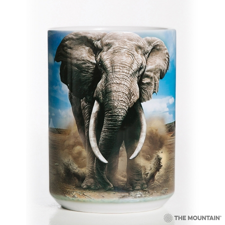 African Elephant - 57-5959-0901 - Everyday Mug