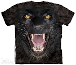 Aggressive Panther - 15-3889 - Youth Tshirt