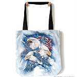 Allegiance Eagles - 97-4841 - Everyday Tote