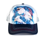 Allegiance Eagle - 76-4841 - Trucker Hat