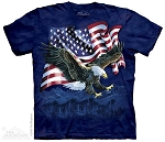 Eagle Talon Flag - 10-1001 - Adult Tshirt