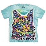 Angora Cat - 10-5929 - Adult Tshirt