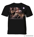 Arapaho Moon - 10-6169 - Adult Tshirt