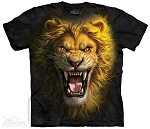 Asian Lion - 10-5760 - Adult Tshirt