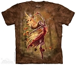 Autumn Fairy - Adult Tshirt