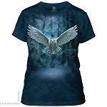 Awake Your Magic - 28-4893 - Ladies Fitted Tee