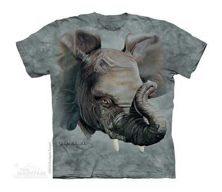 Baby Elephant - Youth Tshirt