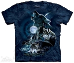 Bark At The Moon - 10-2275 - Adult Tshirt