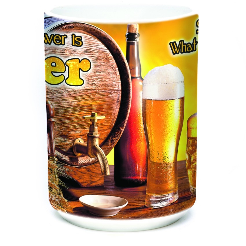 Beer Outdoor - 57-4902-0901 - Coffee Mug