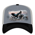 The Only Bars I'd Happily Serve a Life Sentence Behind - 76-6311 - Trucker Hat