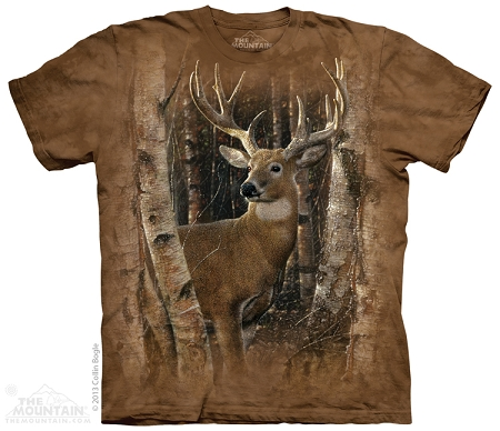 Birchwood Buck - 10-4002 - Adult Tshirt