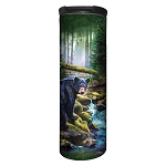 Black Bear Forest - 59-6164 - Stainless Steel Barista Travel Mug