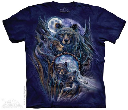 Journey To The Dreamtime - 10-4343 - Adult Tshirt