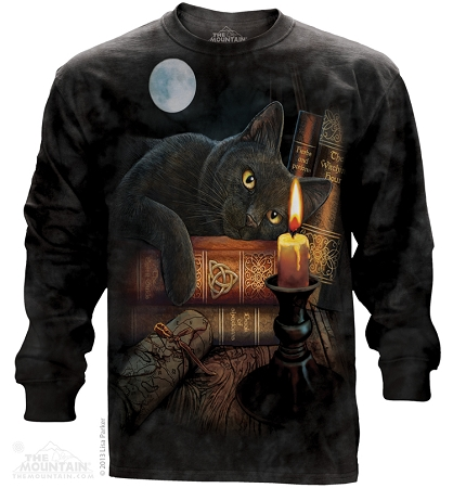 The Witching Hour - 45-3825 - Adult Long Sleeve T-shirt