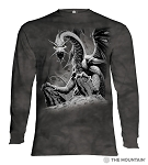 Black Dragon - 45-1252 - Adult Long Sleeve T-shirt