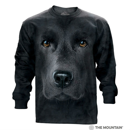Black Lab - 45-3255 - Adult Long Sleeve T-shirt
