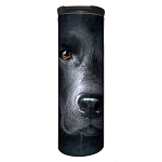 Black Labrador - 59-3255 - Stainless Steel Barista Travel Mug