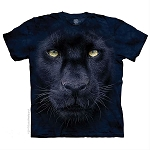 Black Panther Gaze - 15-5963 - Youth Tshirt