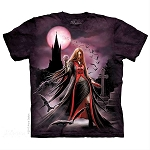 Blood Moon - 10-5935 - Adult Tshirt