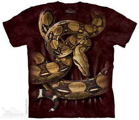 Boa Constrictor - 10-4305 - Adult Tshirt