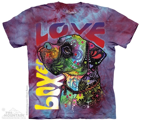 Boxer Luv - 10-4258 - Adult Tshirt