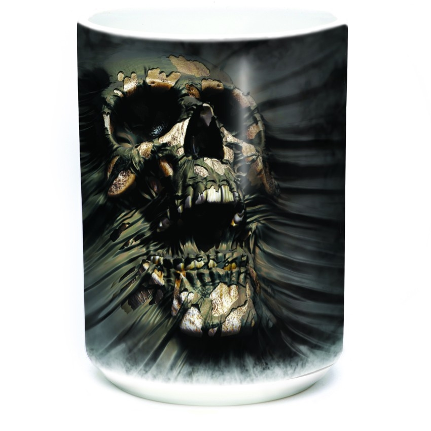 Breakthrough Skull - 57-6247-0900 - Coffee Mug