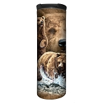 Find 10 Brown Bears - 59-3482 - Stainless Steel Barista Travel Mug