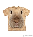 Bunny Face - 15-3446 - Youth Tshirt