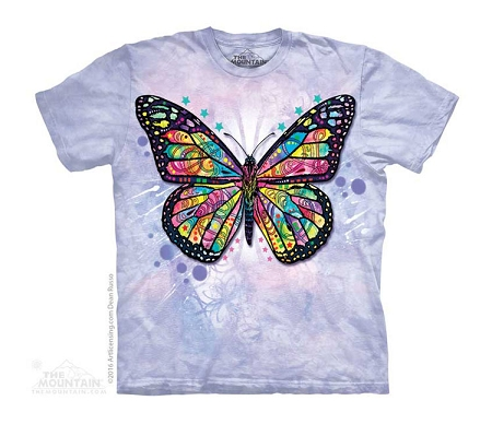 Russo Butterfly - 15-4958 - Youth Tshirt