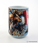 Canada Loon Collage - 57-6121-0901 - Everyday Mug