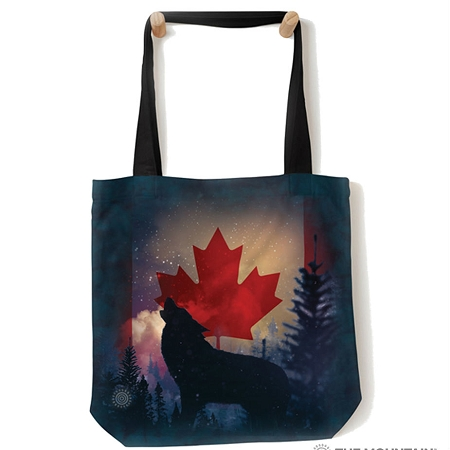 Canadian Howl - 97-6123 - Everyday Tote