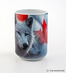 Canadian White Wolf - 57-6122-0901 - Everyday Mug