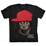 Cat Money Billionaires - 10-5966 - Adult Tshirt