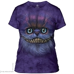 Cheshire Cat - 28-4005 - Ladies Fitted Tee