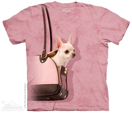 Chihuahua Handbag - 15-3632 - Youth Tshirt 787b7951c467