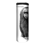 Chimpanzee Protect My Habitat - 59-5553 - Stainless Steel Barista Travel Mug