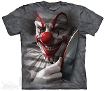 Clown Cut - 10-4124 - Adult Tshirt