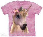 Cutie Pie Unicorn - 15-3846 - Youth Tshirt