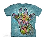 Russo Giraffe - 15-4060 - Youth Tshirt