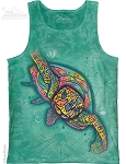Russo Turtle - Adult Tank Top